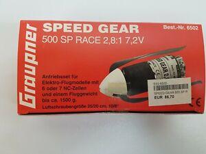 Graupner 6502 SPEED GEAR 500 SP RACE 2,8:1