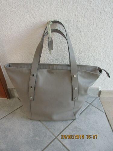 Oberteil Esprit cm Taupe Shopper Light Tasche Fiona 30 8ZqxvZw0B