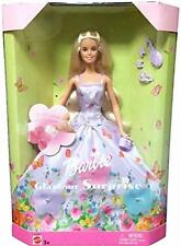 Mattel Barbie Flower Surprise 2002 Mint in Box
