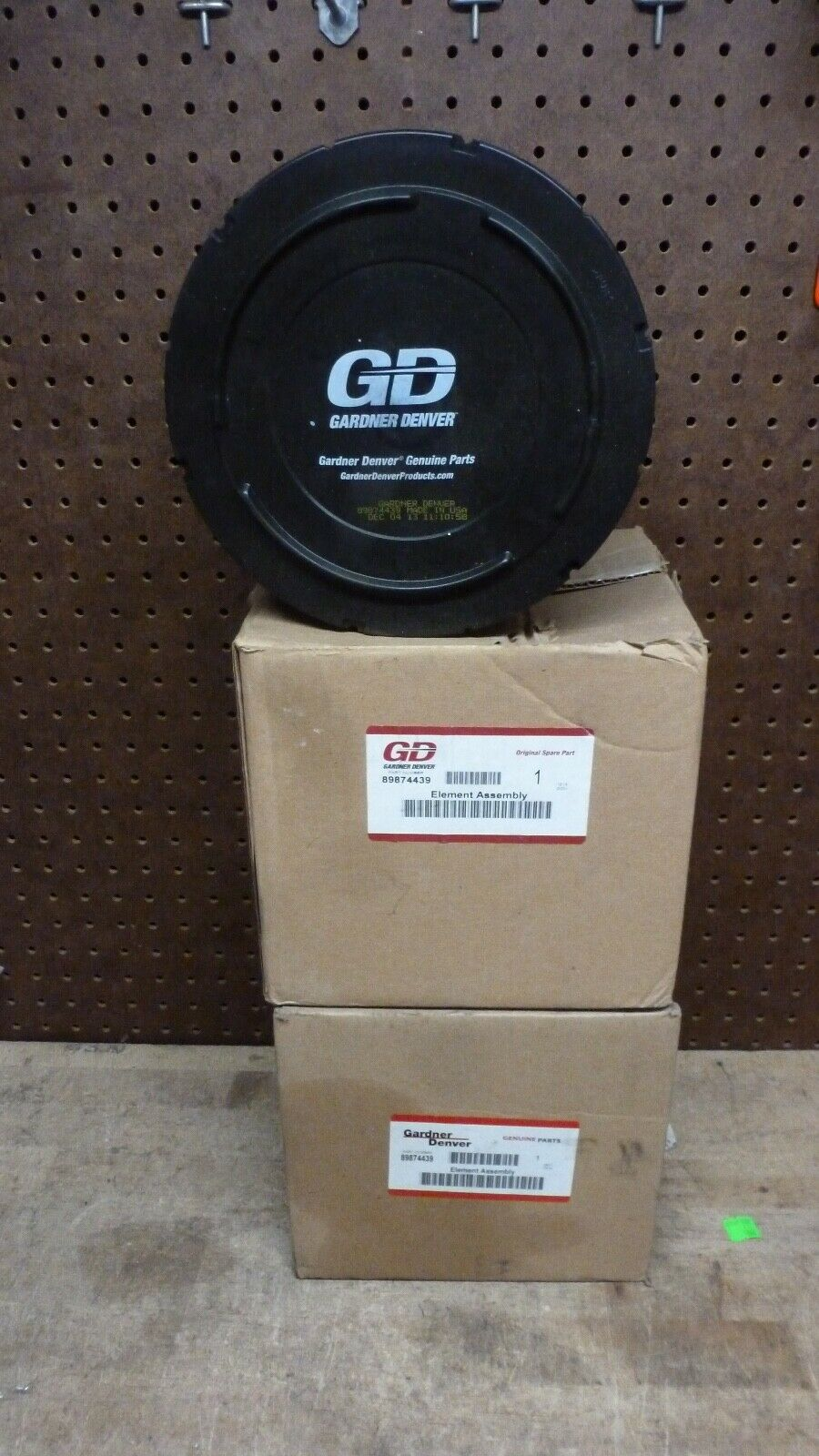 OEM Equivalent Gardner Denver 89874439 Replacement Filter