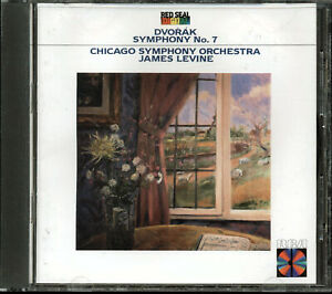 Antonin-Dvo-ak-Chicago-Symphony-James-Levine-Symphony-No-7-CD-1985-RCA