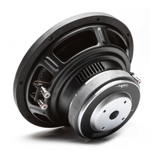 "NEW SKAR AUDIO IX-10 D4 10/"" 400 WATT MAX POWER DUAL 4 OHM CAR SUBWOOFER"