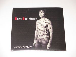 CD/SEALED NEU NEW/ECHT STEINBACH/MEILENSTEINE/