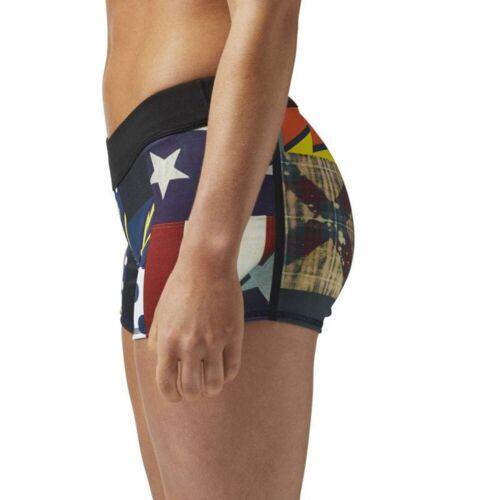 Reebok Crossfit Women/'s Bootie Short BQ7388