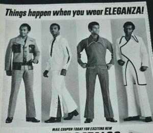 Vintage 1972 men/'s suit