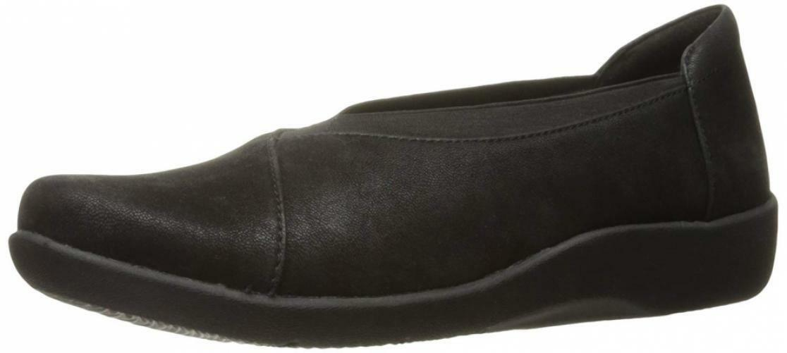 CLARKS Women's Sillian Holly Flat