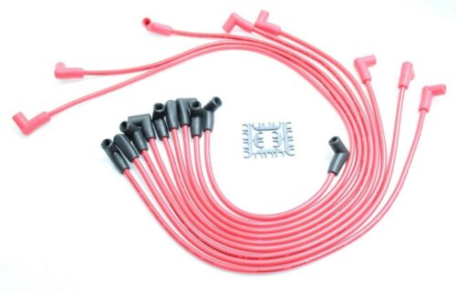 Distributor Red 8.5mm Spark Plug Wires Coil 87-95 Chevy Truck 5.0L 5.7L V8 TBI