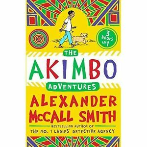 The-Akimbo-Adventures-by-McCall-Smith-Alexander-NEW-Book-FREE-amp-FAST-Delivery