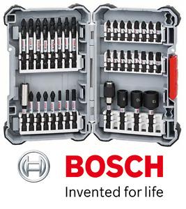 Bosch IMPACT CONTROL 36pcs SCREWDRIVER & NUT RUNNER BIT SET
