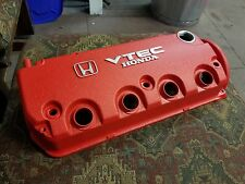 Honda Civic D16z6 D16y8 Sohc Vtec Type R Valve Cover Powder Coated
