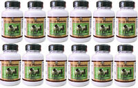 12 Sheep Placenta With Grape Seed, Collagen Vitamin E Zinc 1200capsules In Total
