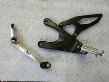 15-17 Yamaha YZF R1 R1S R1M LEFT REARSET REAR SET FOOT PEG SHIFT SHIFTER OEM
