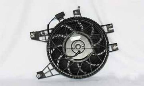 For A//C Condenser Fan Assembly TYC 610790 for Toyota Sequoia 2001-2006