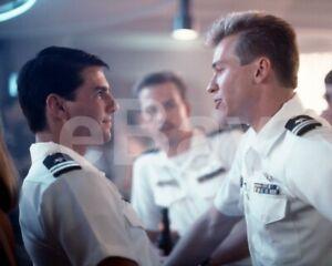 Top-Gun-1986-Tom-Cruise-Val-Kilmer-10x8-Photo