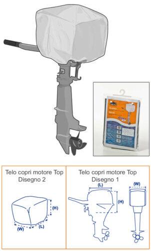 Telo copri testa motore «Covy Line» mod M   ACCESSORI BARCHE NAUTICA