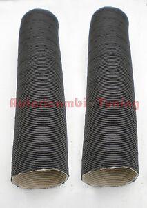 Coppia-Tubi-Cartoflex-per-Riscaldamento-Interno-Cofano-per-FIAT-500-D-F-G-L-R