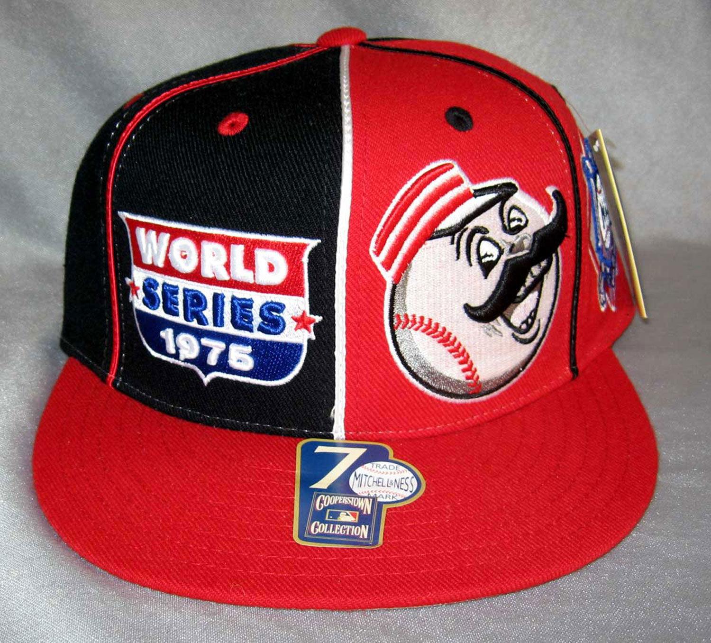 Mitchell&Ness Mitchell & Ness Cap Cincinnati Cincinnati Cincinnati rots MLB Baseball fitted Cap Kappe  | Fairer Preis  35fadf