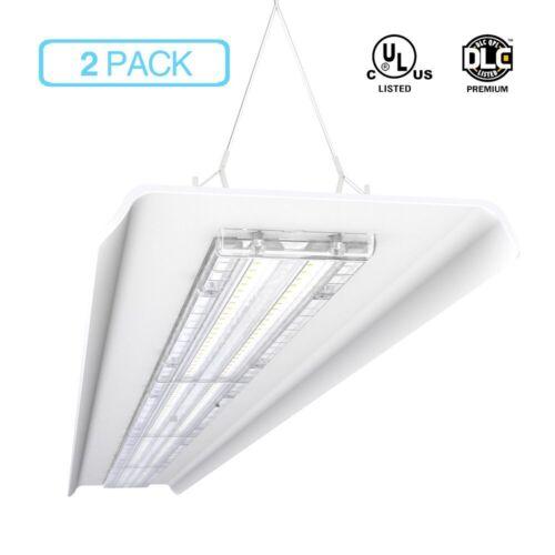 100W 14,000lm 5000K  2-pack Hyperlite Linear LED High Bay Shop Light Fixture