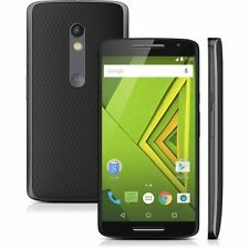 Moto X Play With (Black) 32GB Dual Sim with manufacturer warranty Iphone Killer