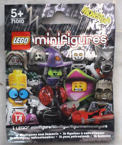 lego-CHOOSE-your-MINIFIGURES-serie-n-14-HALLOWEEN-MONSTERS-ref-71010-NEUF-amp-F