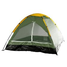 Two Person 2 Man Green Tent with Carry Bag C&ing Easy Assemble 75 x 58  sc 1 st  eBay & Hilleberg Allak 2 Camping Tent Green | eBay