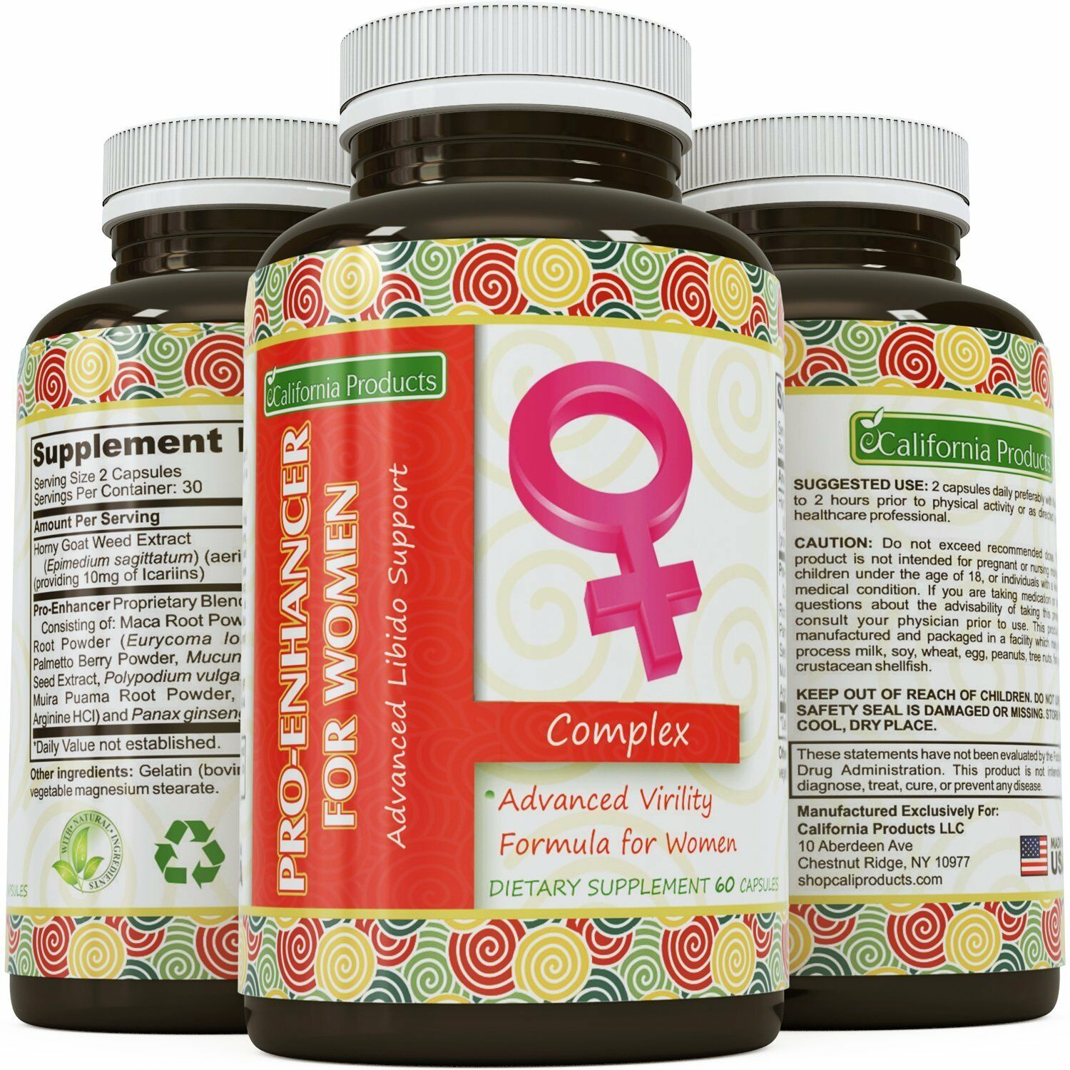 herbal supplement female orgasm