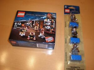 Lego-4191-Pirates-of-the-Caribbean-The-Captain-039-s-Cabin-853191-OVP-MISB