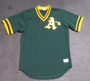 1987 Dennis Eckersley Oakland A's Game Used Worn BP Baseball Jersey! Signed MLB