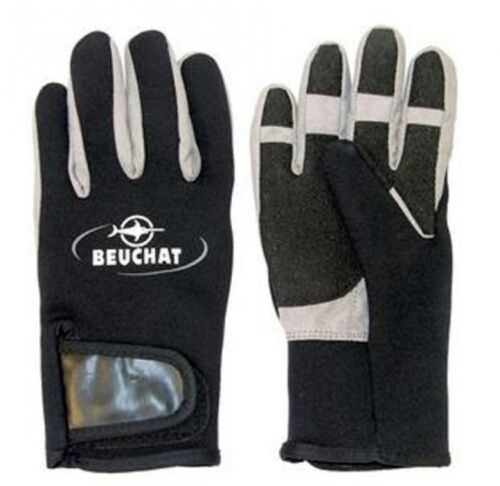 Tropikhandschuhe Neopren 2,5 mm BEUCHAT Tropic Neo Amara Gloves