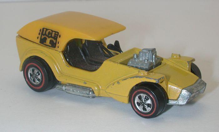 costo real rojoline Hotwheels Amarillo Amarillo Amarillo 1971 Ice T oc8734  opciones a bajo precio