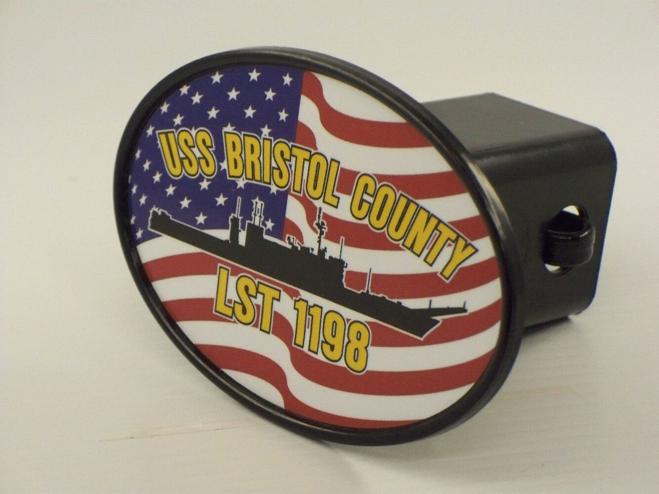 USS BARNSTABLE COUNTY LST 1197 Decal US NAVY Military S01