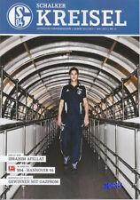 Schalker Kreisel + 18.01.2013 + FC Schalke 04 vs. Hannover 96 + Programm +