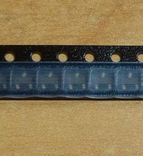 HSMS2822BLK SOT23 Set aus 10 Dioden Mischer Detektor Schottky Barrier