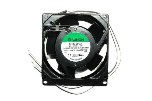 SF23092A Sunon Fan 0.07A 220-240V 50//60Hz USA SELLER BRAND NEW PZ0