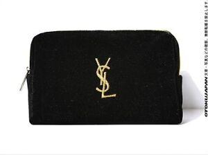New-Yves-Saint-Laurent-YSL-Beauty-Makeup-Vip-Gift-Trousse-Bag-Small
