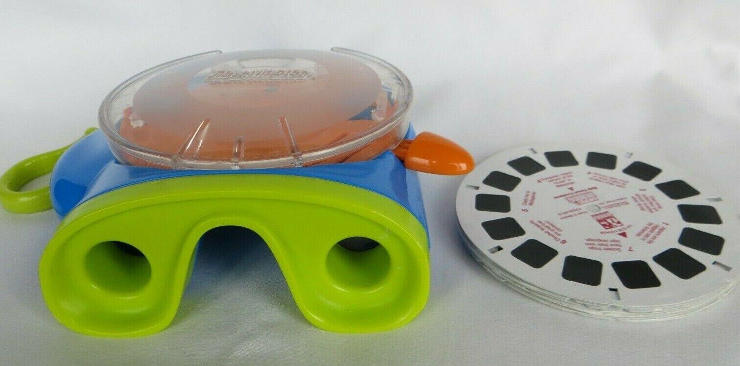 ViewMaster 3D Reels Wonder Pets 3-pack set
