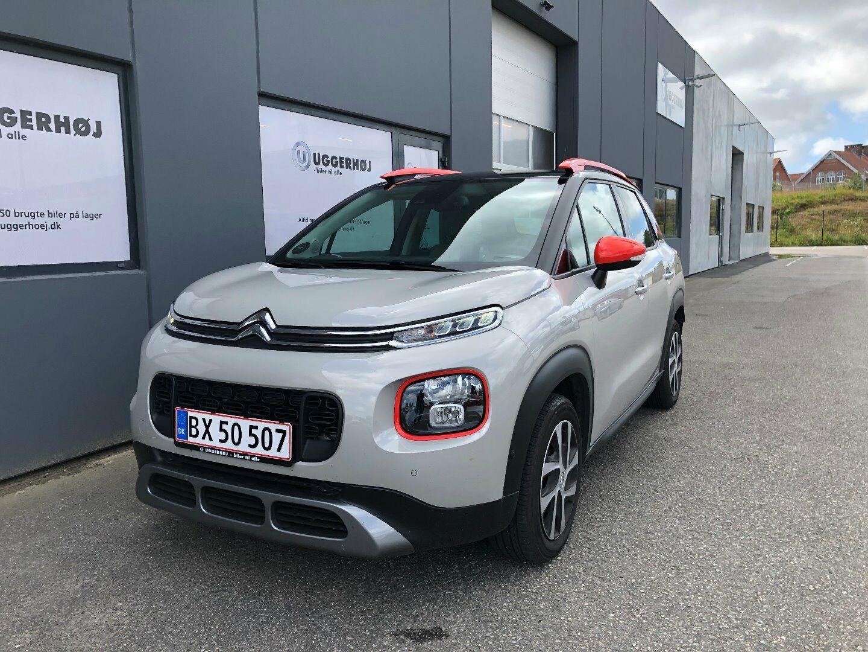 Citroën C3 Aircross 1,2 PT 110 Feel+ 5d - 178.000 kr.