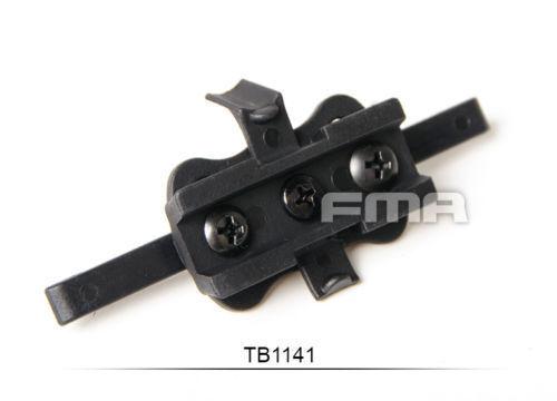 FMA Fast Helmet HD Adapter  Contour Guide Black Mount Bracket TB1141