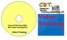 Cisco CCNA Voice (640-461) Video Training DVD