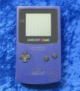 Nintendo-GameBoy-Color-in-Lila-Violett