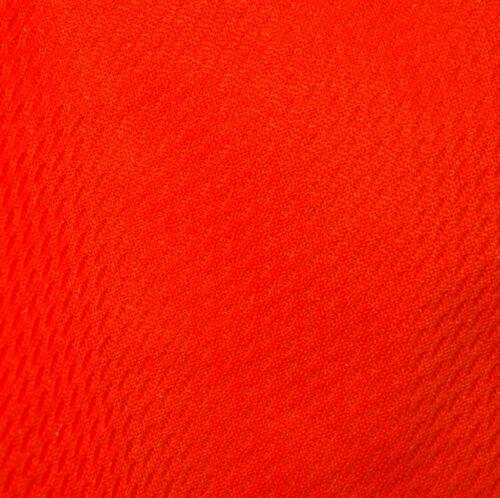 Royaume-Uni Haut-Parleur Tissu//Chiffon//Grillades//Matériel-HI VIS ORANGE-super look!