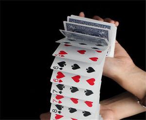 Magic-Deck-of-Cards-Magician-Prank-Trick-Prop-Gag-Blue-Back