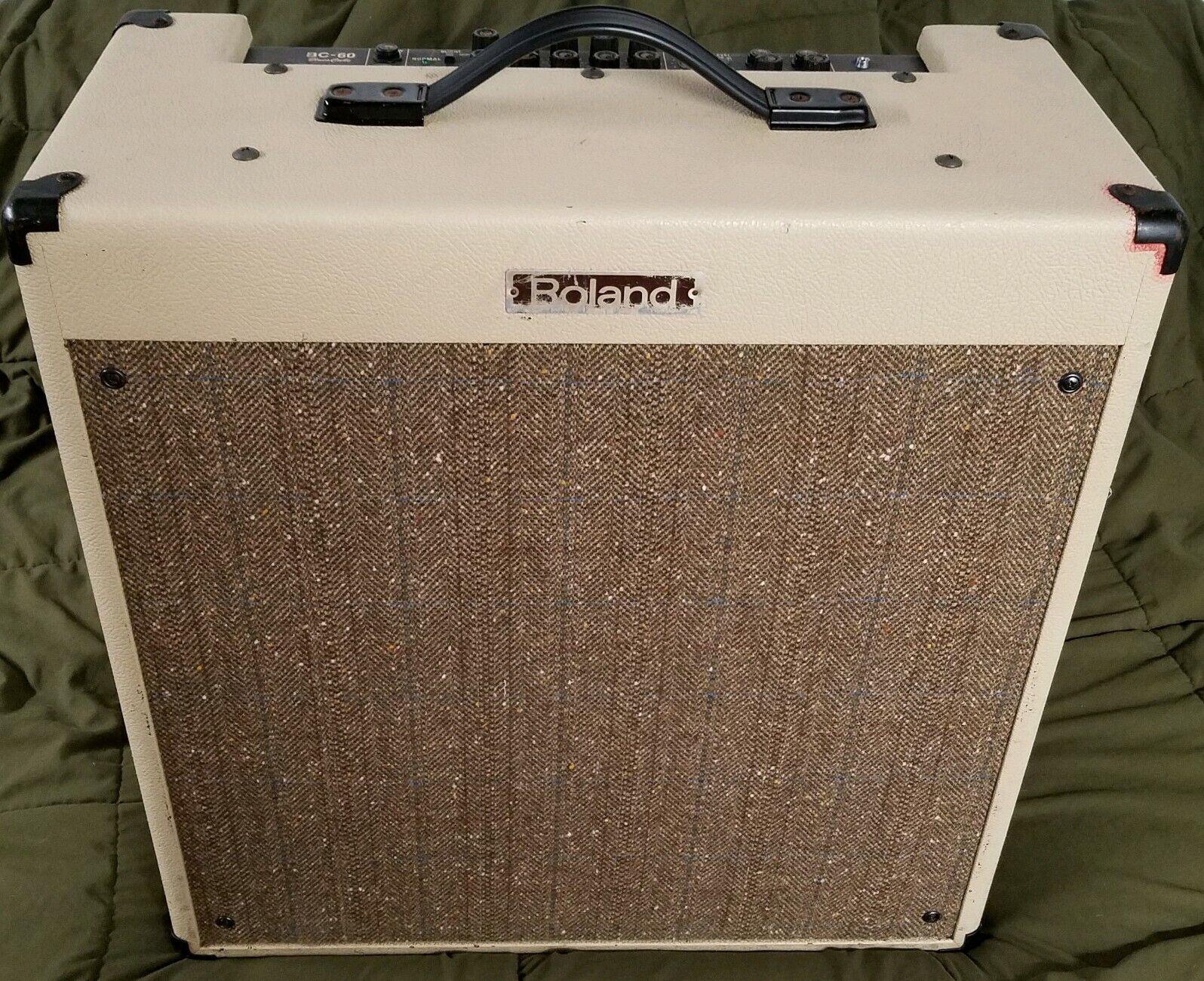 Roland BC 60 310 Guitar Amplifier 1990's