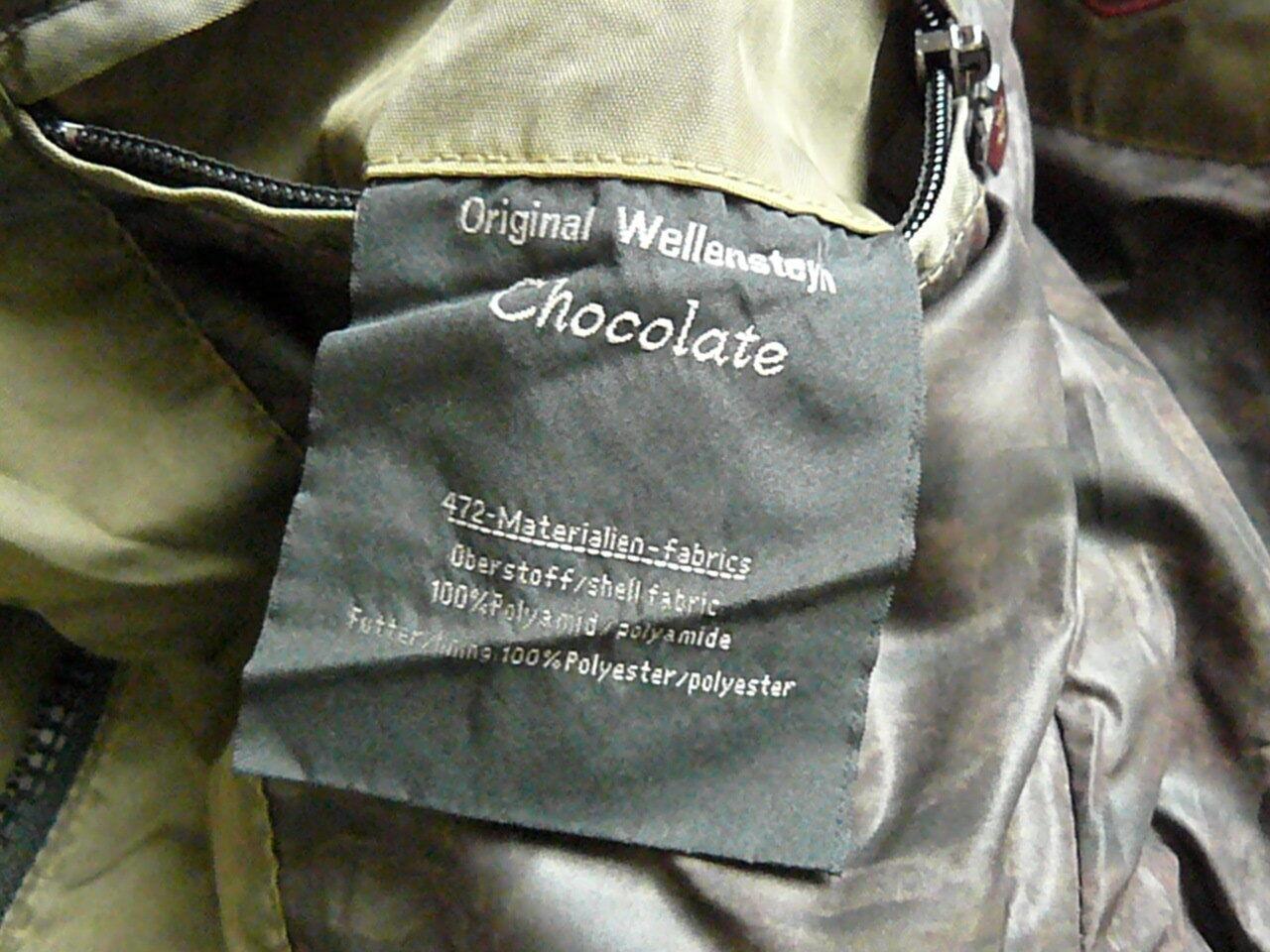 WELLENSTEYN NEU Chocolate khaki khaki khaki  grün Gr. Smit Kapuze   | Ermäßigung  | Verschiedene Stile und Stile  | Erste Qualität  | Guter weltweiter Ruf  | Viele Sorten  c3d024