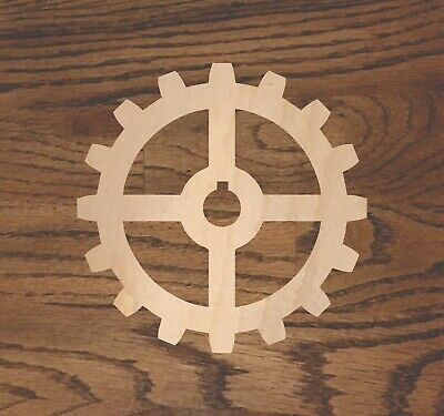 Crafting Supplies Solider Shooting  Unfinished Laser Cut Wood A004