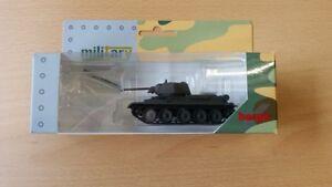 Herpa 745567 - 1/87 Kampfpanzer T-34/76 - Undekoriert - Neu