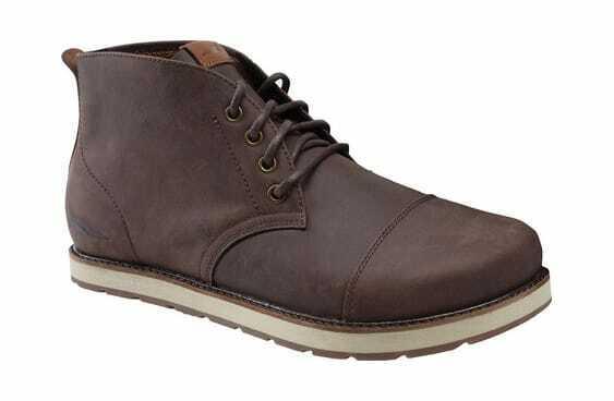 Altra calzado para hombre Smith II botín Chukka Marrón Resistente al Agua