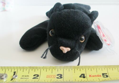 1995 Velvet Beanie Baby P.V.C. Pellets Tags TY Deutschland Made Original Mint