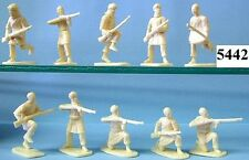 Armies in plastic 5442-Egitto e Sudan-madhists RIFLE figures-wargaming KIT