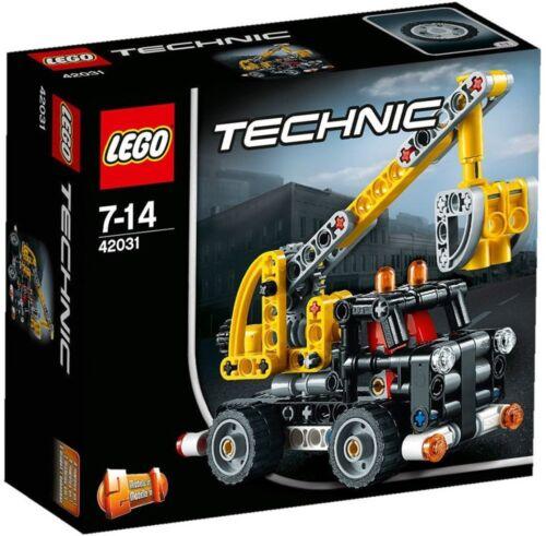 Lego 42031 Technic - Hubarbeitsbühne Verpackung defekt
